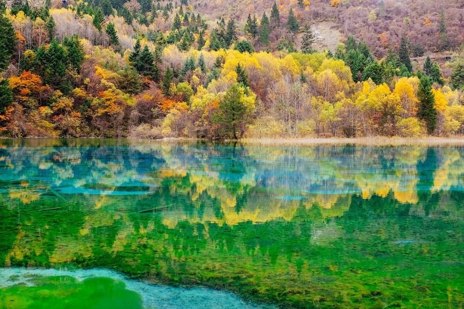 Five-Flower-Lake-Sichuan-China-940x626