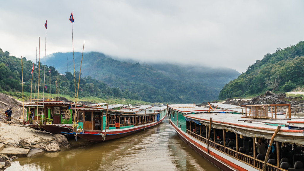 Von Chiang Mai nach Laos
