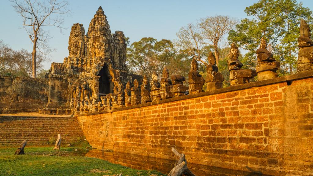 Angkor Wat, Kambodscha, Cambodia, Sieam Reap, Temple
