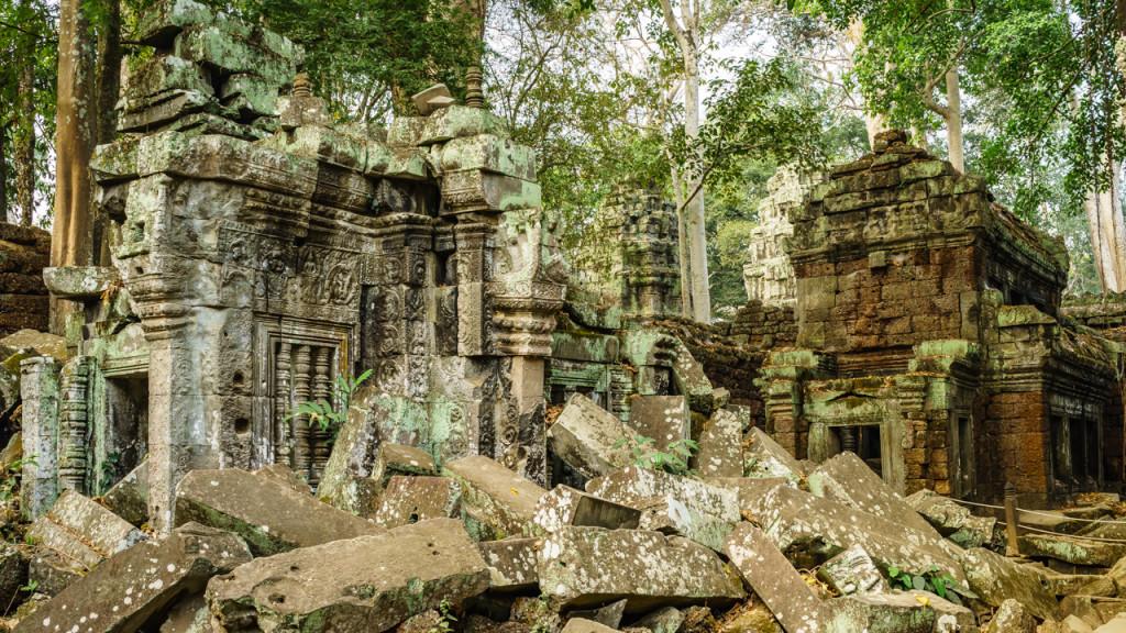 Angkor Wat, Kambodscha, Cambodia, Sieam Reap,
