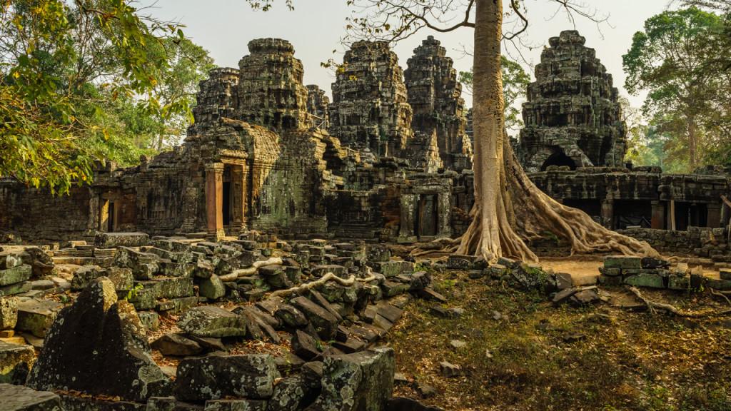 Angkor Wat, Kambodscha, Cambodia, Sieam Reap, Tomb Raider