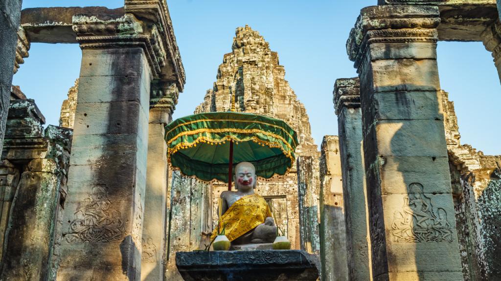 Angkor Wat, Kambodscha, Cambodia, Buddha