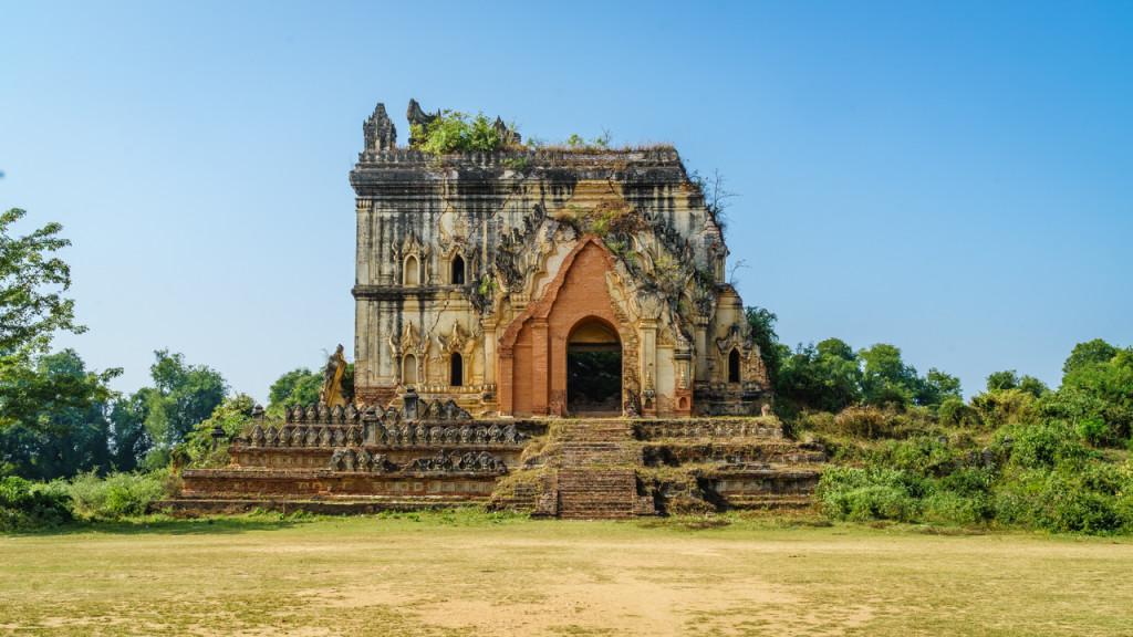 Inwa, Mandalay, Myanmar